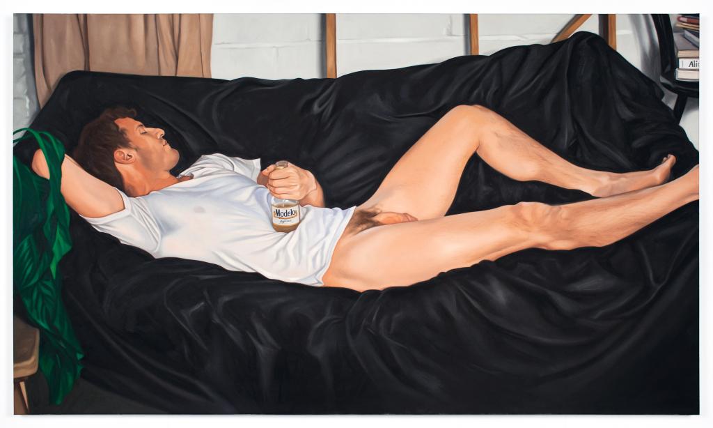 "Alexandra Rubinstein, inversion du ""male gaze""."